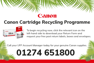 Canon Recycle